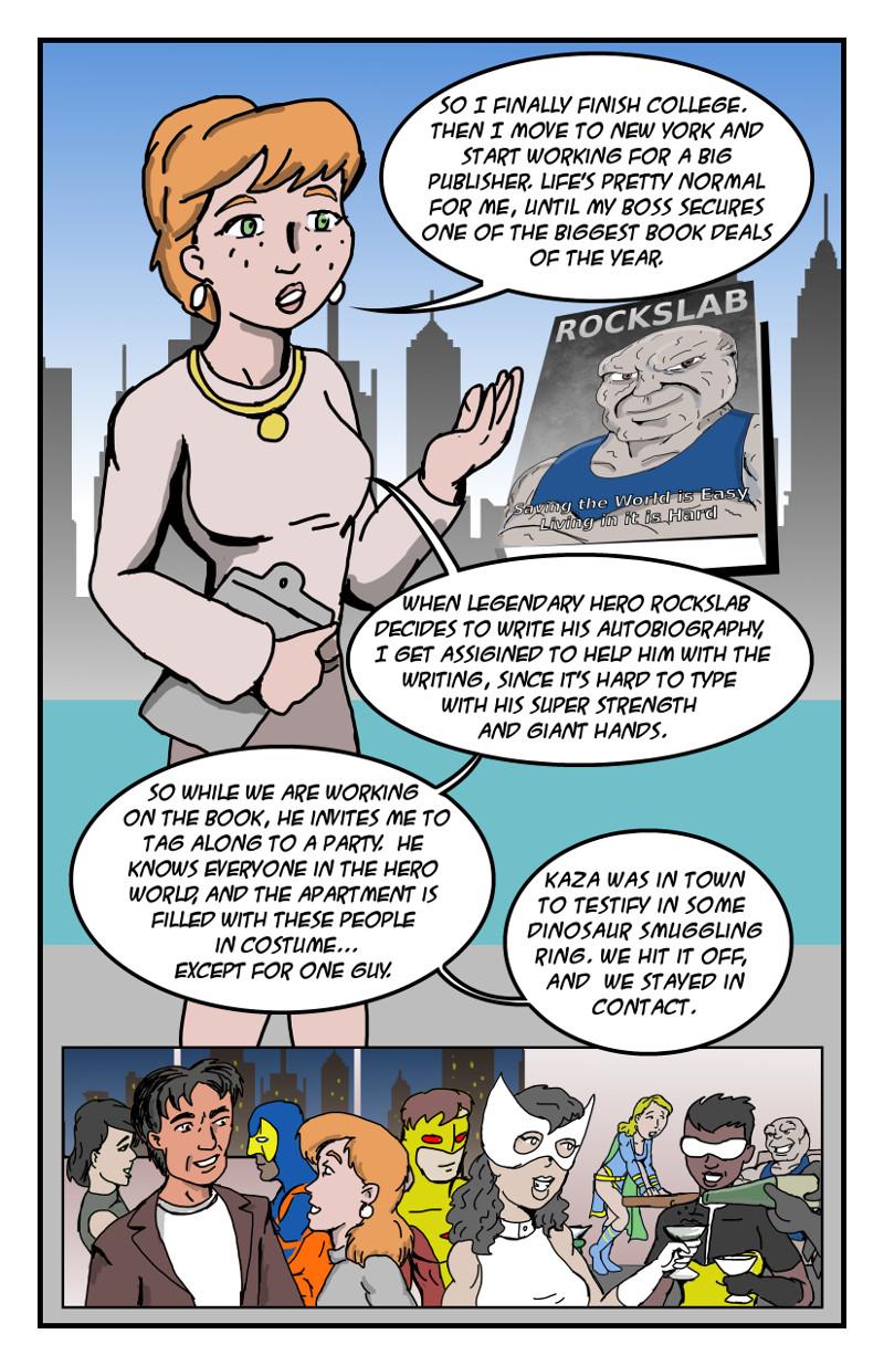 The Secret Origin of Gwenna part 3