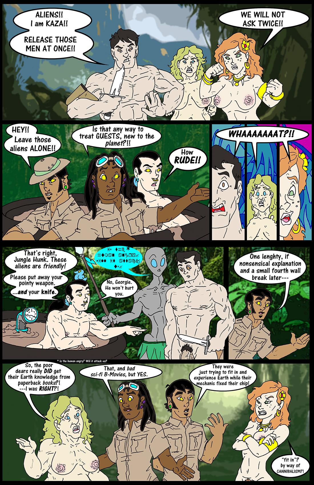 Bungle in the Jungle 3 of 5