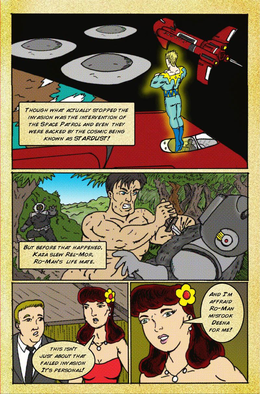 Ruthless Ro-Man #13