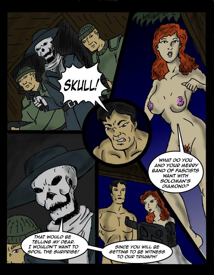 #13- The Skull!